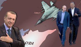 تركيا تقف بقدم واحدة في موسكو ولكن عيونها وآذانها وعقلها في واشنطن