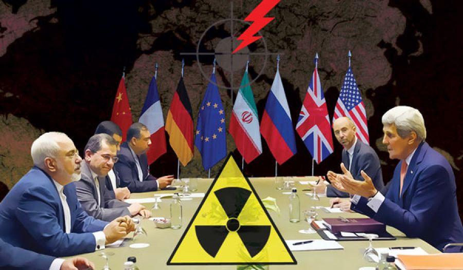 الآثار السياسية والاقتصادية للاتفاق النووي بين إيران والقوى العظمى