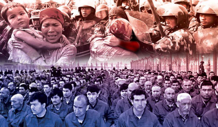 أيها المسلمون: انتصروا لإخوانكم الإيغور في تركستان الشرقية!