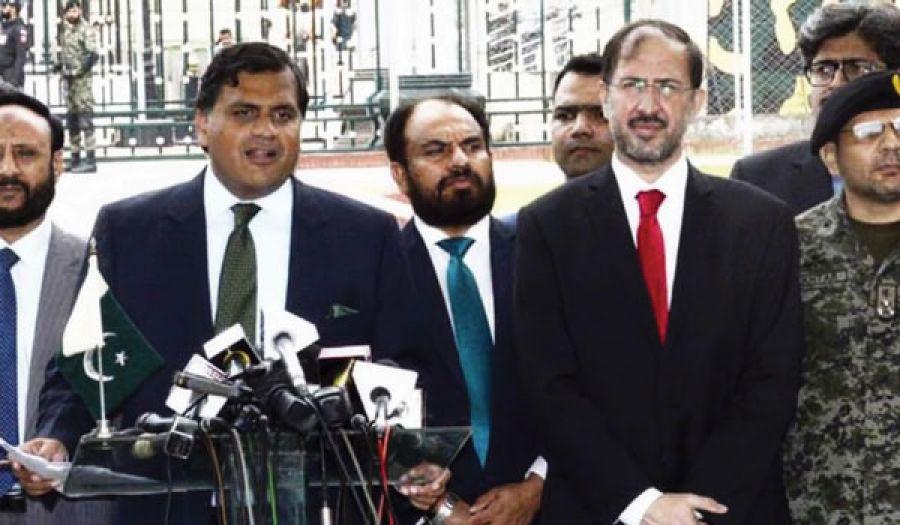 النظام الباكستاني يواصل خيانته لمسلمي كشمير المحتلة