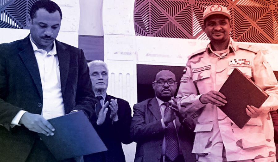 اتفاق العسكري وقوى التغيير باطل شرعاً  وتحفُّه تهديدات تنسفه عاجلاً أو آجلاً
