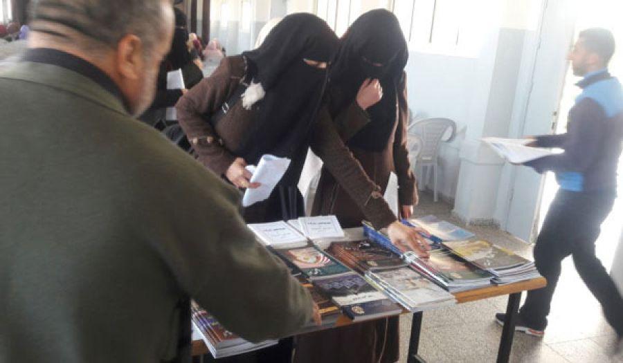 """كتلة الوعي في قطاع غزة تعقد محاضرة تفاعلية بعنوان  """"اتفاقية سيداو حرب على الإسلام وإفساد للمرأة المسلمة"""""""