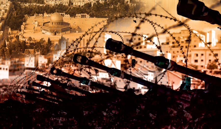 الأمة الإسلامية وجيوشها  هم السبيل لوضع حد لعدوان يهود وتحرير فلسطين