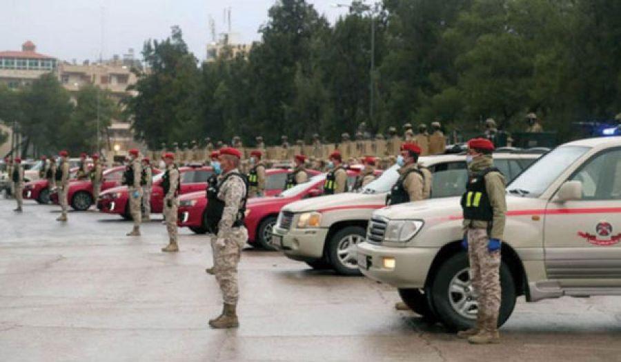النظام الأردني يشق على الناس بإجراءات  ما كان ليجرؤ عليها قبل قانون الدفاع