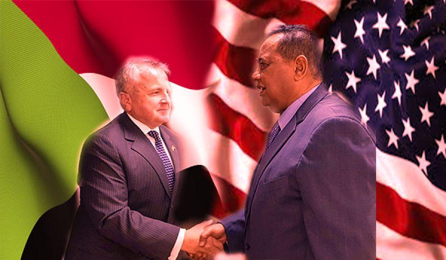 الحوار السوداني الأمريكي وحوار الطرشان