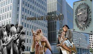 صندوق النقد الدولي  الذراع الاستعماري الجشع للرأسمالية المتوحشة