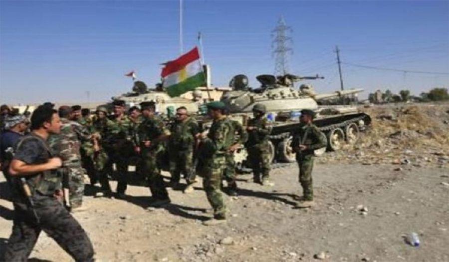 قلق تركيا من تمدد الأكراد على حدودها مع سوريا