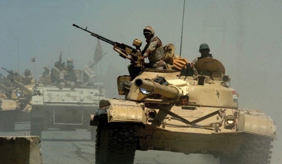 تطور الأحداث على الساحة العراقية