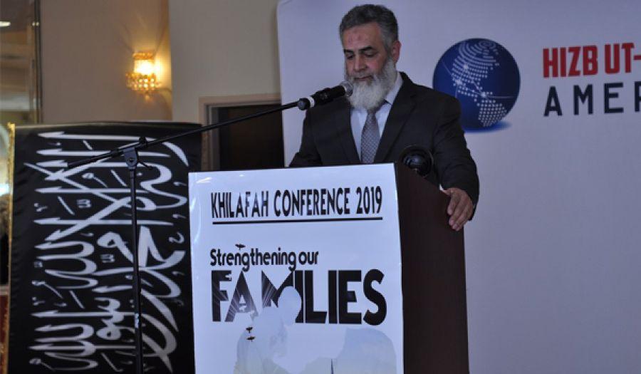"""حزب التحرير/ أمريكا  مؤتمر """"تقوية العائلة تضمن مستقبلا مشرقا"""""""