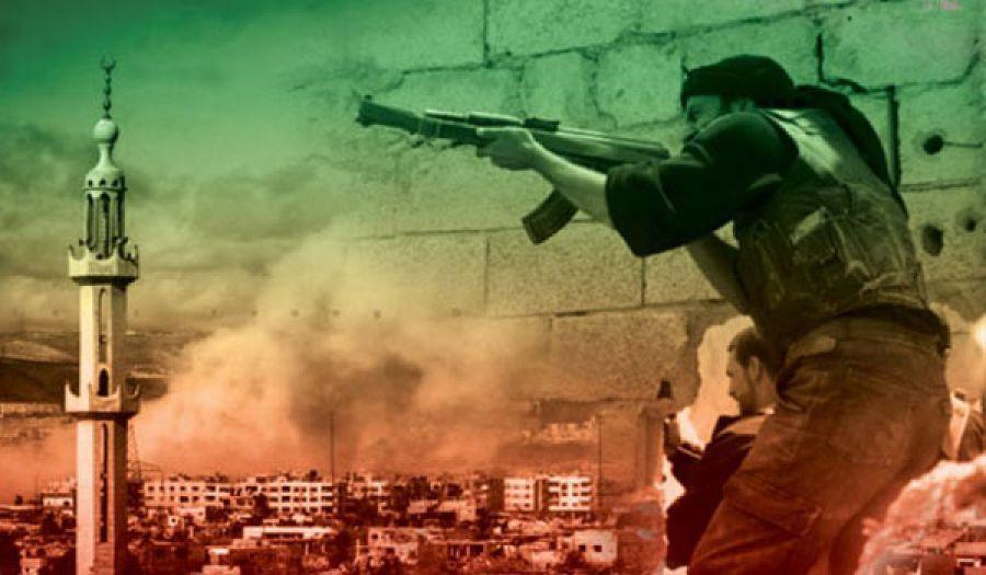 الثورة الشامية وفوضوية الإعلام الثوري فيها