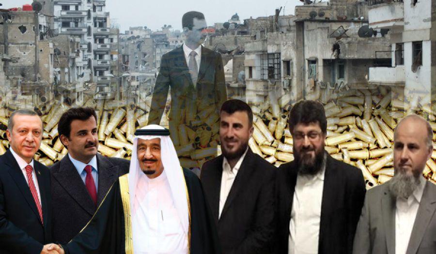 المشهد السوري: في ظل التطورات العسكرية والسياسية الأخيرة