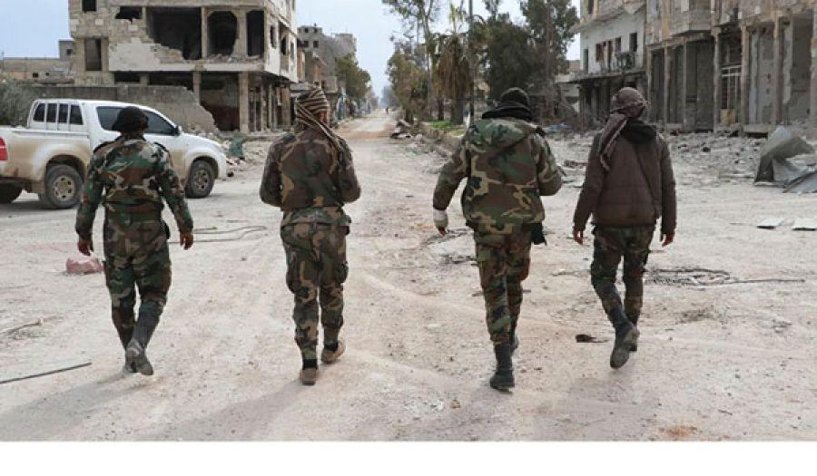 النظام الدولي ما زال مستمراً في مكره بثورة الأمة في سوريا