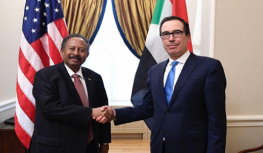 زيارة رئيس الوزراء حمدوك لأمريكا  (مقروءاً مع الدور الأمريكي في السودان)