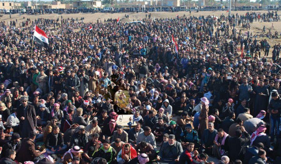 الحراك الشعبي في العراق لن تنهيه حكومات مزيفة