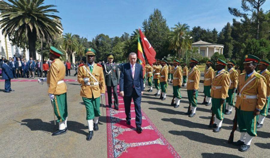 جولة أردوغان الإفريقية وخدمة المصالح الأمريكية