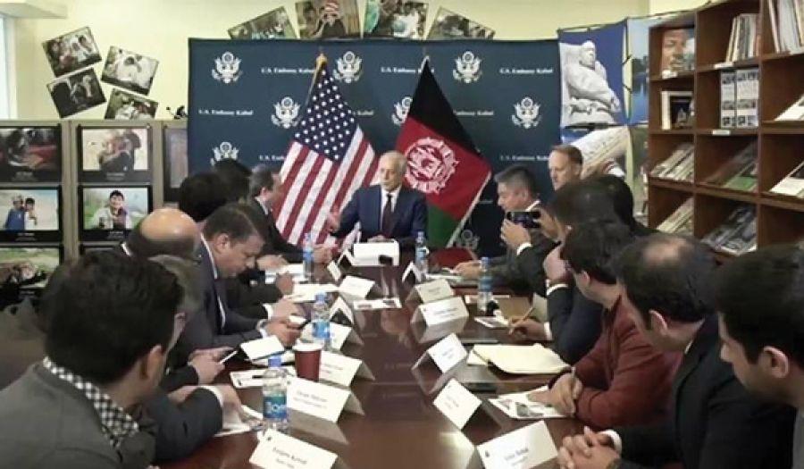 عملية السلام هي لإضعاف وتقسيم طالبان، وليس لوقف الحرب!