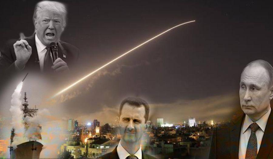 حقيقة الضربة الجوية الأمريكية الأخيرة لسوريا!