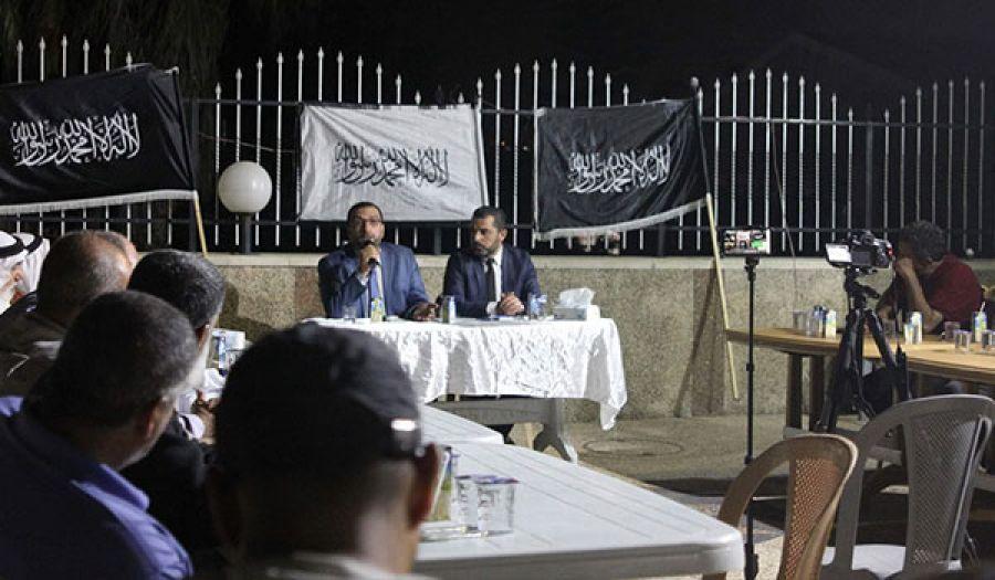 حزب التحرير في الأرض المباركة فلسطين  أمسيات رمضانية تستعرض قضايا الأمة الإسلامية