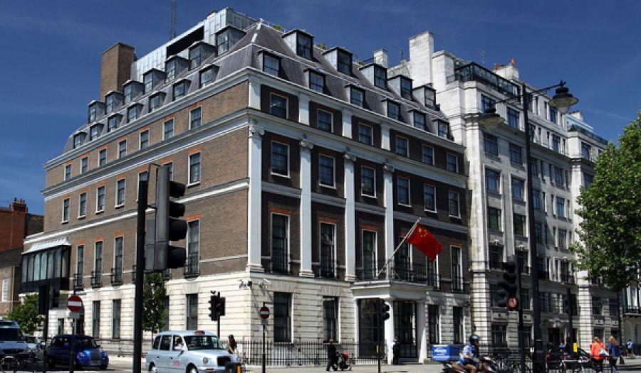 وفد من حزب التحرير/ هولندا يزور السفارة الصينية  لإدانة سياساتها القمعية ضد مسلمي الإيغور