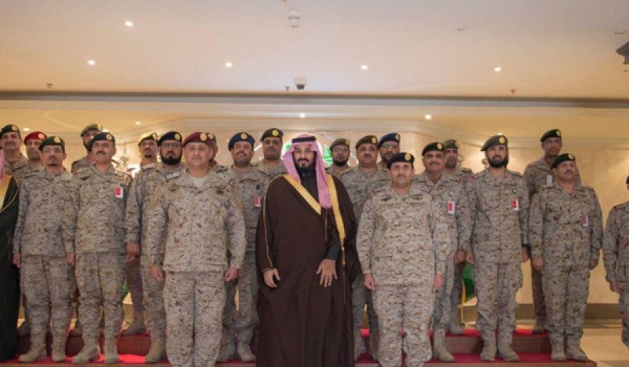 نظرة في التغييرات التي طالت كبار قادة الجيش السعودي