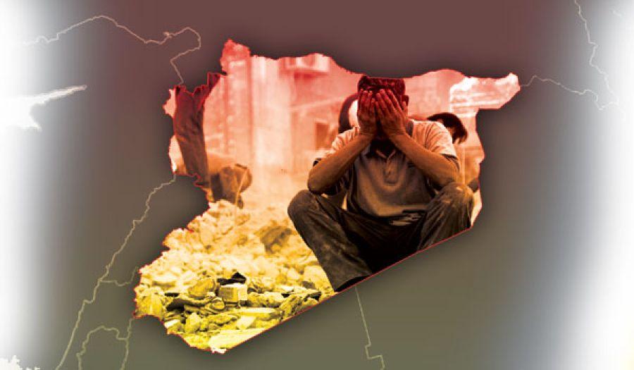 هل أوشكت ثورة أهل الشام أن تكون بين صفيحي ساخن...؟