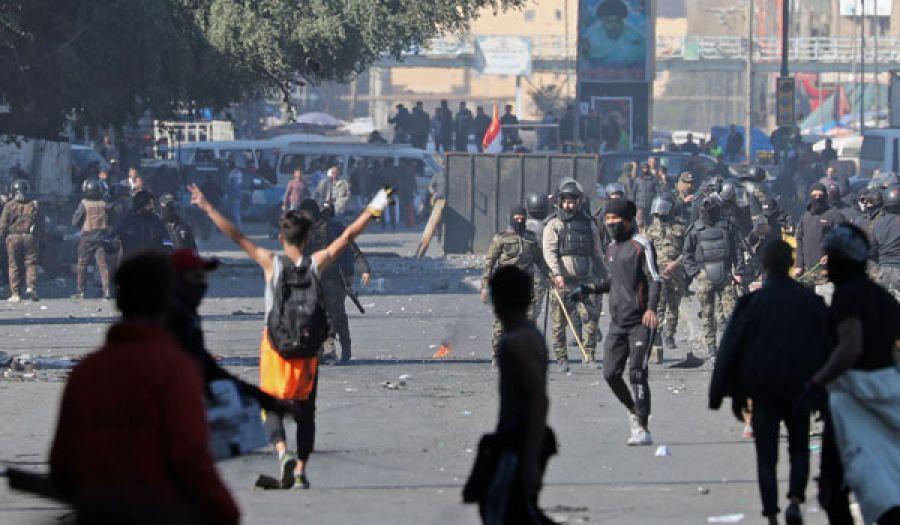 اهتمام الحكام بالمصالح الحزبية وإهمال معاناة شعبهم  هو سبب خراب العراق