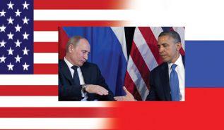 تأثير أحداث أوكرانيا وسوريا على العلاقات الأمريكية الروسية