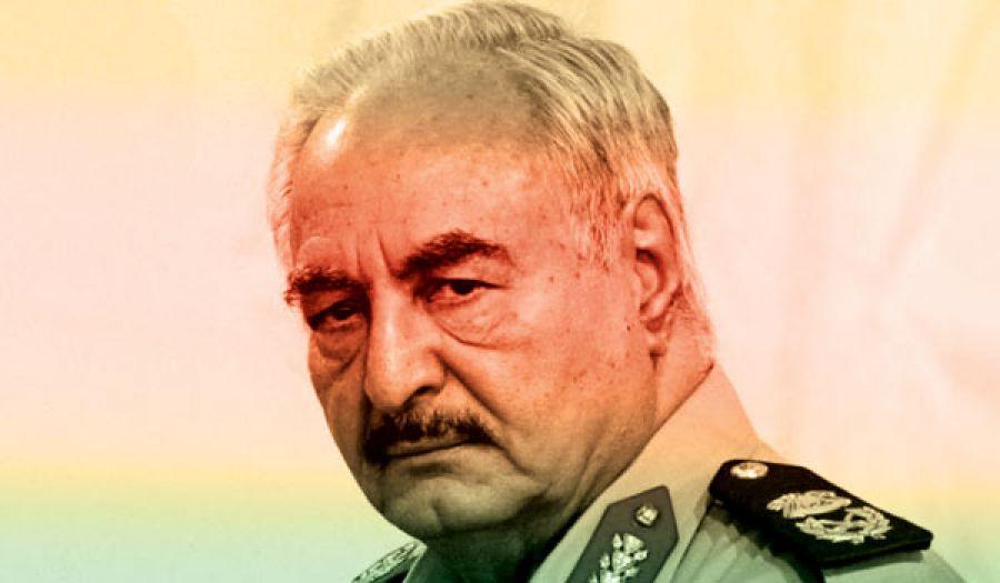 حفتر يدّعي تفويض أهل ليبيا له لإدارتهم  فلماذا يفعل ذلك؟