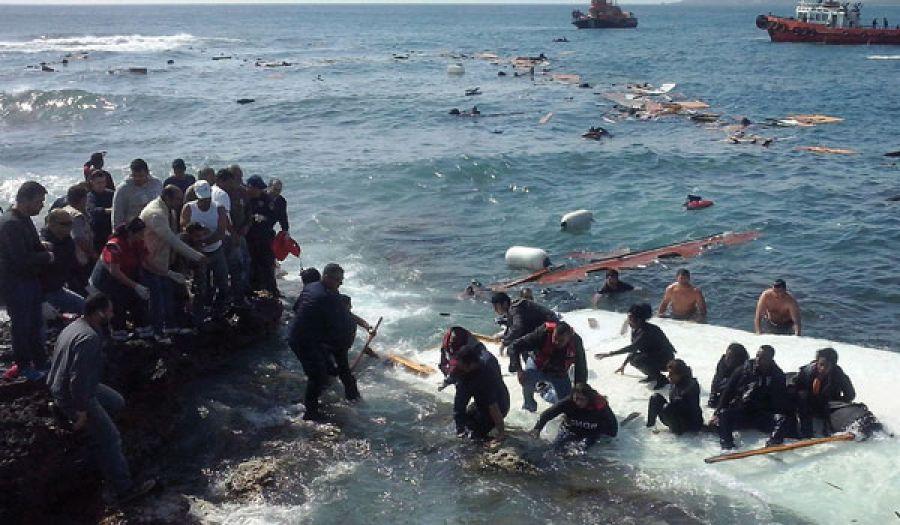 لاجئو سوريا يقضون في البر والبحر وهم يحاولون الوصول إلى أوروبا
