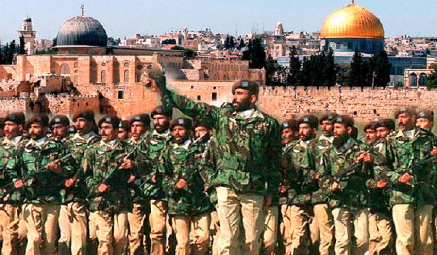 حزب التحرير/ ولاية باكستان  يدعو جيش باكستان للسير نحو الأقصى والدوس على حلفاء ترامب
