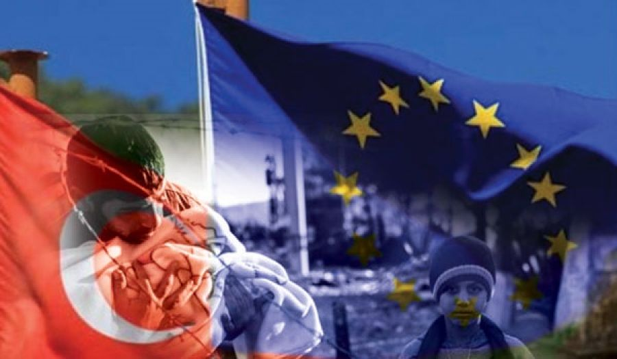 أبعاد اتفاق تركيا والاتحاد الأوروبي حول المهاجرين