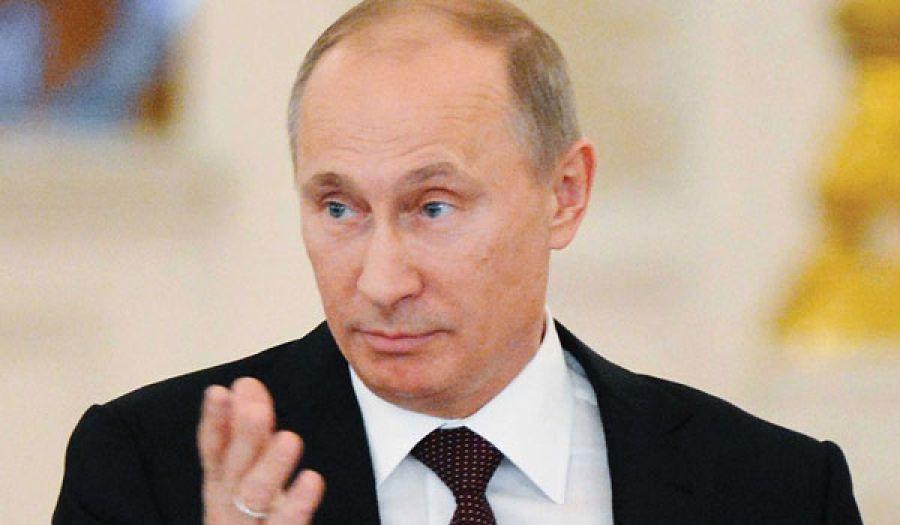 بوتين: روسيا لا تهدد الغرب ولا تهدف إلا للدفاع عن نفسها