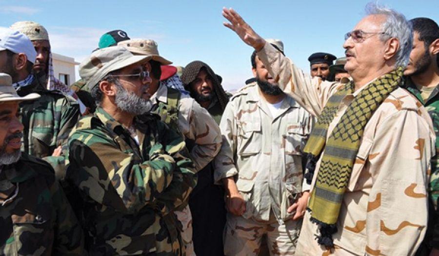 نظرة على التطورات الأخيرة في ليبيا