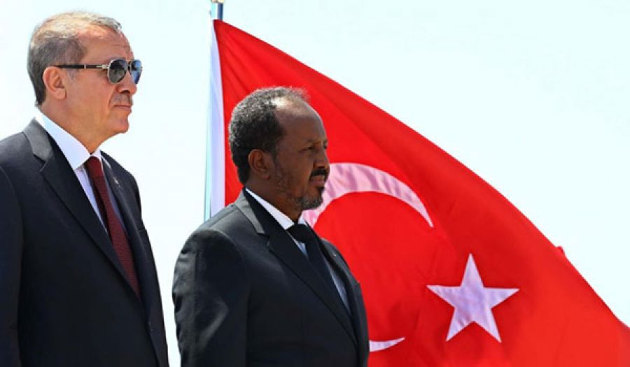 كلمة العدد  دور تركيا في الصومال! لصالح من؟