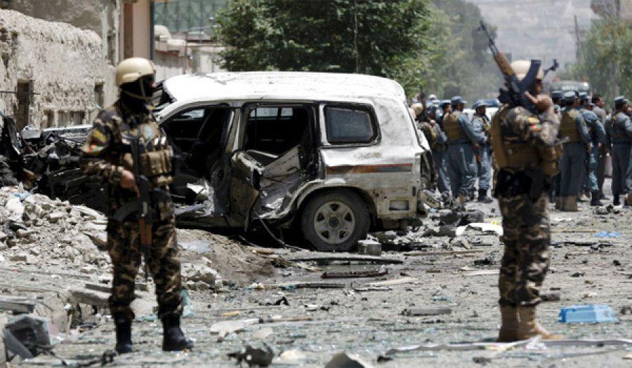 التصعيد الأخير في هجمات طالبان في أفغانستان