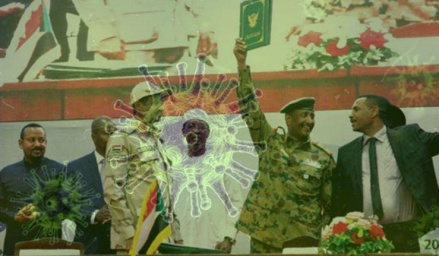 كورونا ومعالجات الدولة المدنية في السودان