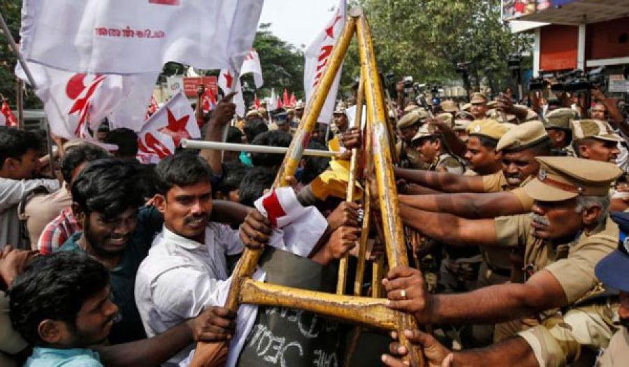 تغوُّل الهند على المسلمين، أما له من حد؟!
