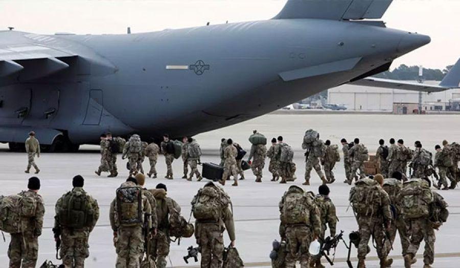 تخفيض أمريكا التكتيكي والسياسي لقواتها في أفغانستان