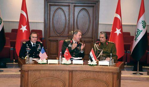 تناقض عجيب؛ تركيا تنتقد أمريكا وتنسق معها عسكريا!