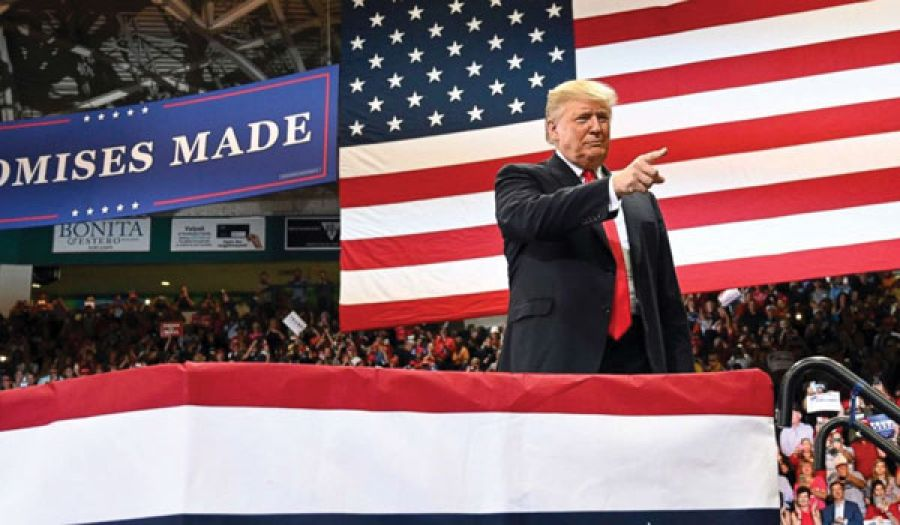 الانتخابات النصفية الأمريكية 2018 شعب مقسم