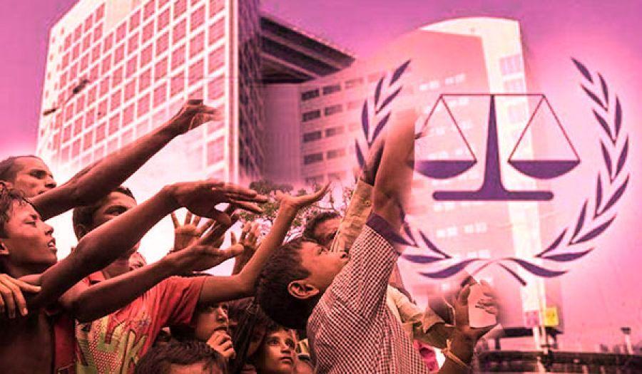معاناة الروهينجا لا تنهيها منظمات الدول الاستعمارية