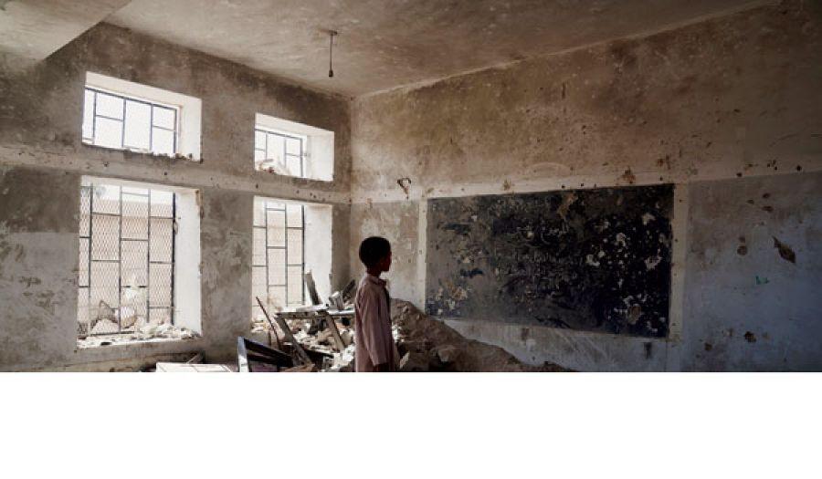 السياسة التعليمية الفاشلة التي خلفها الصراع الدولي في اليمن:  أوصلت التعليم إلى الحضيض