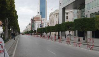 السلطة التونسية تواجه كورونا بمزيد تأزيم الوضع!