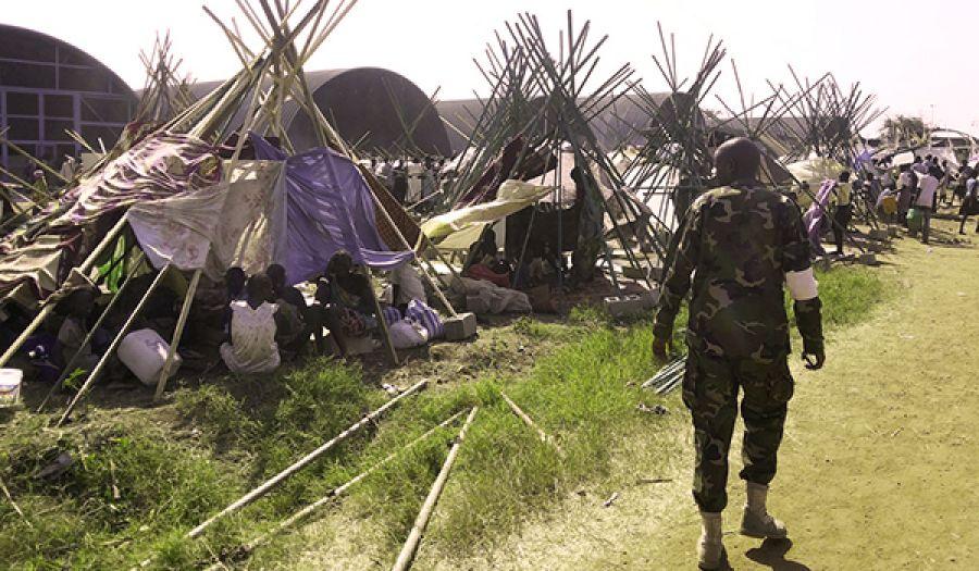 المجاعة في جنوب السودان وخيارات الوحدة