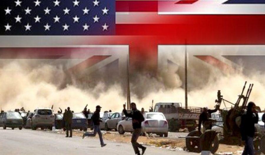 أصل الداء في الأزمة الليبية أمريكا وبريطانيا والاتحاد الأوروبي