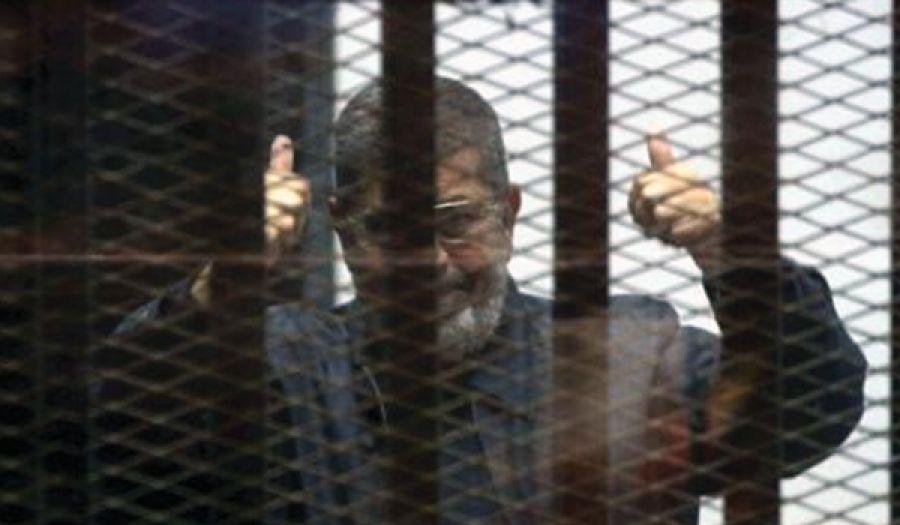 """بالرغم من أن النظام المصري يحكم بأمرها   أمريكا """"تشعر بقلق عميق"""" من قرار إحالة أوراق مرسي للمفتي!!"""