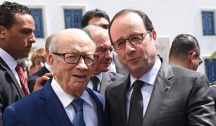 أضواء على زيارة الرئيس التونسي إلى فرنسا