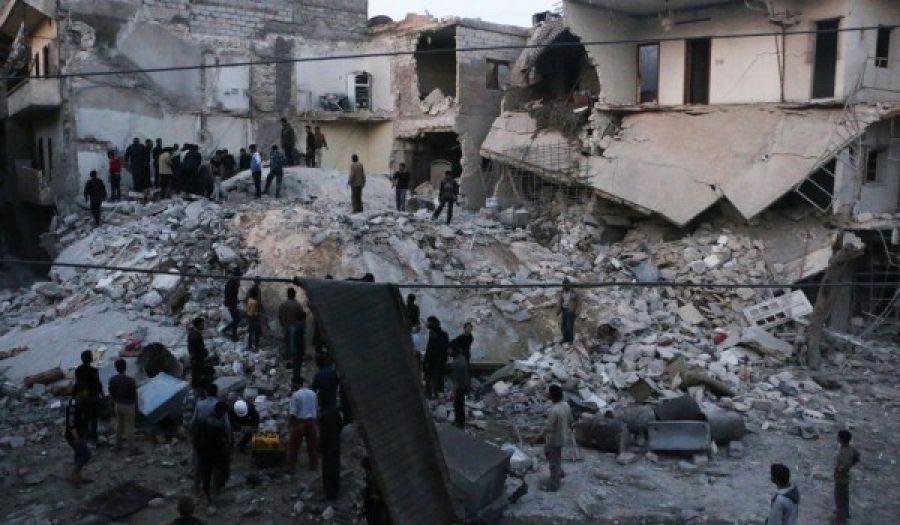 مجزرة حلب تميز بين أصدقاء الأمة وأعدائها