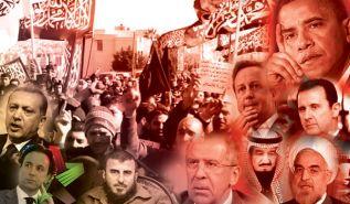 الأخطار المحدقة بثورة الشام