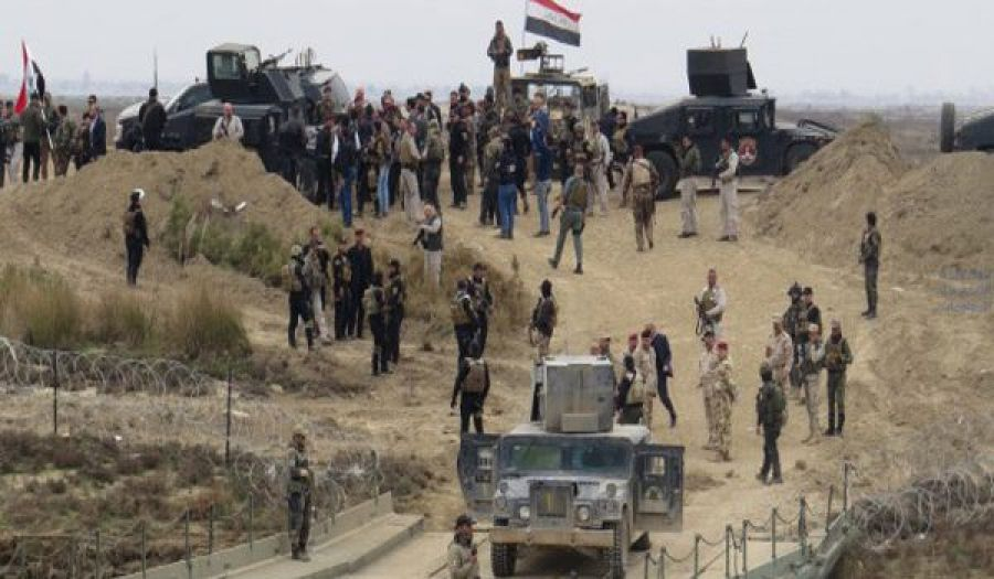 معركة الموصل تدخل تطوراً جديداً